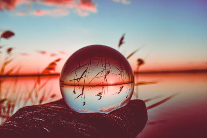 Reflexão da Luz em Espelhos Esféricos
